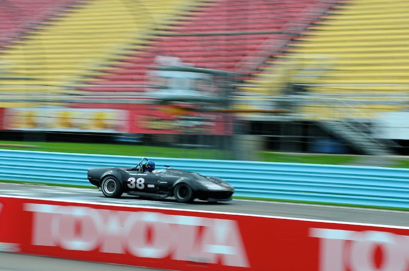 1969 Corvette- Edward Sevadjian.