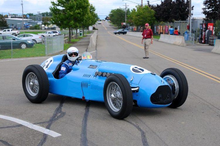1939 Talbot Lago T26 Grand Prix. David Duthu.