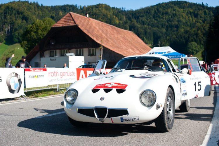 1965 Alfa Romeo TZ