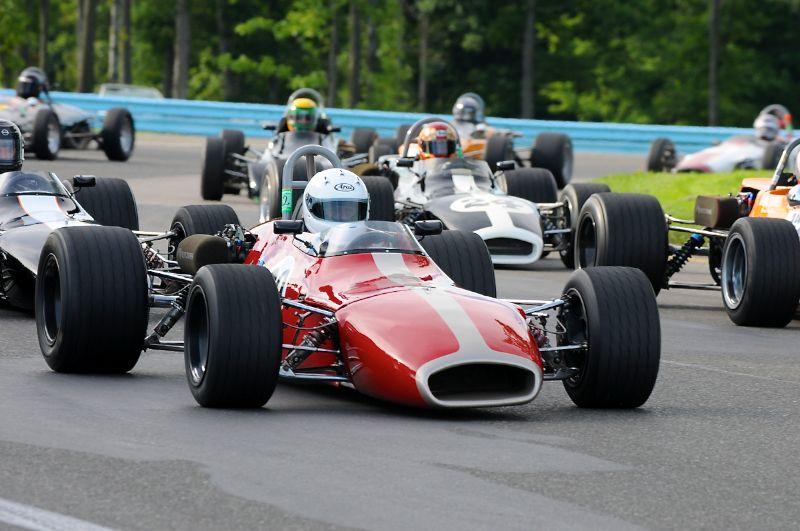 1969 Brabham BT29- Joe Blacker.