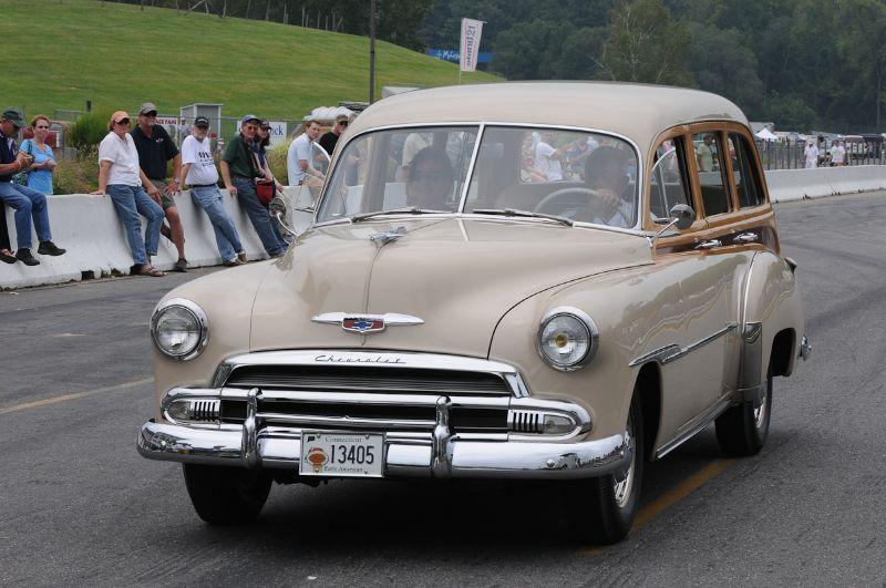 Class 8- Chevy