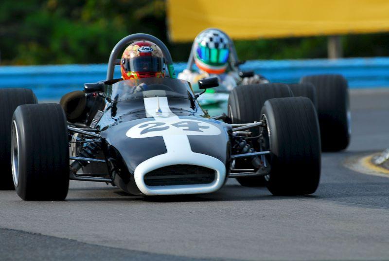 1971 Brabham BT-35, Lee Brahin.
