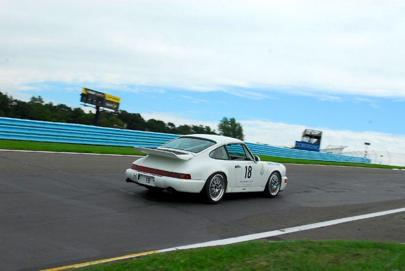 1992 Porsche 964- Allen Noveck.