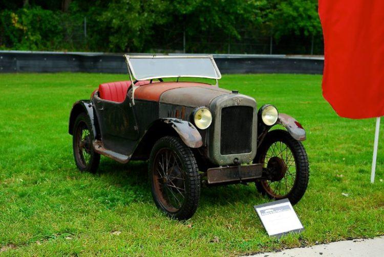 1929 Austin 7 Bordon England.