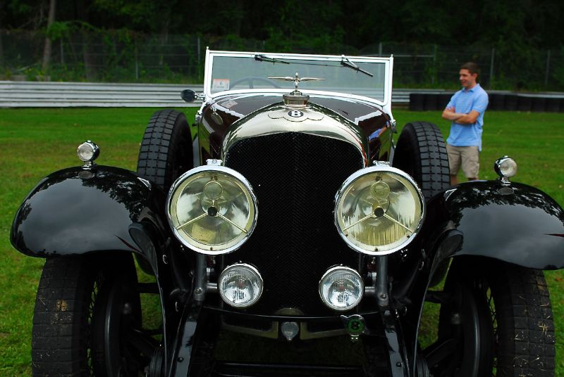 1929 Bentley. Robert Thomas.