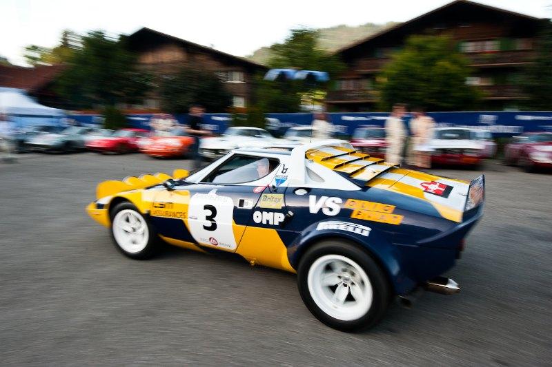 1973 Lancia Stratos Group IV