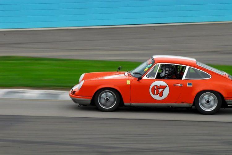 Gene Kirschner- 1968 Porsche 911.