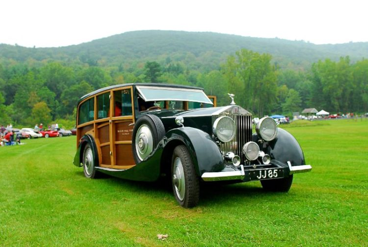 Rolls-Royce.