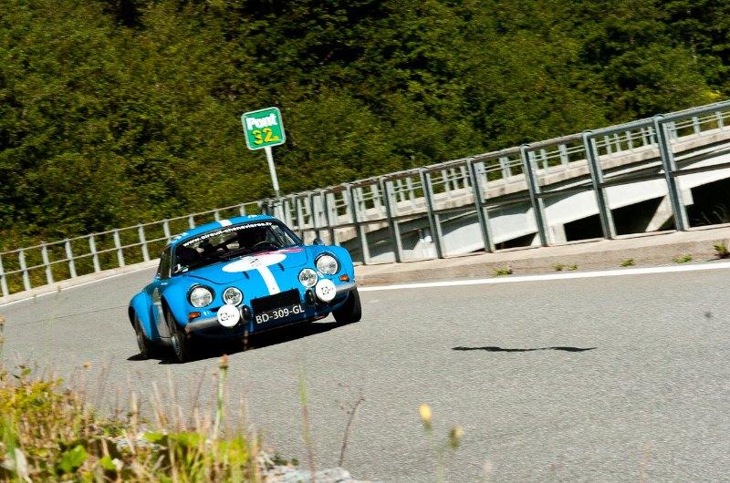 1974 Alpine Renault A110 1800