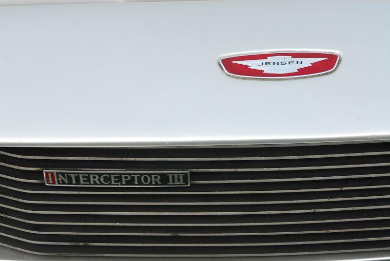 Jensen Interceptor III.