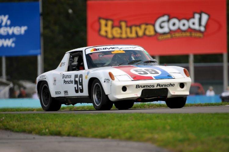 1975 Porsche 914 Joe Hoover.