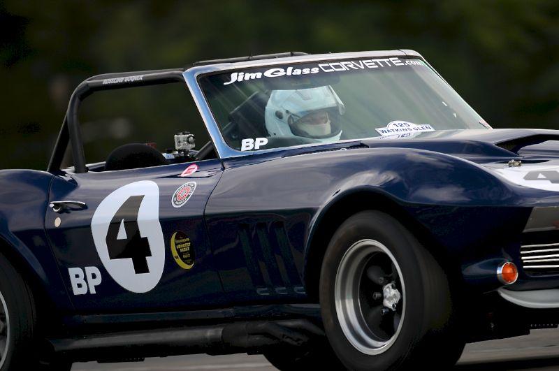 Bill Bogner- 1968 Corvette.