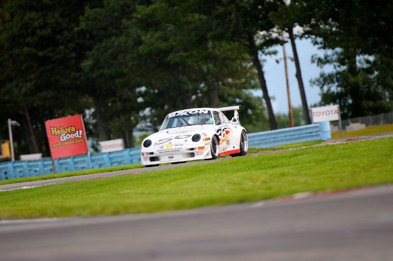 1995 Porsche 911- Greg Frese.