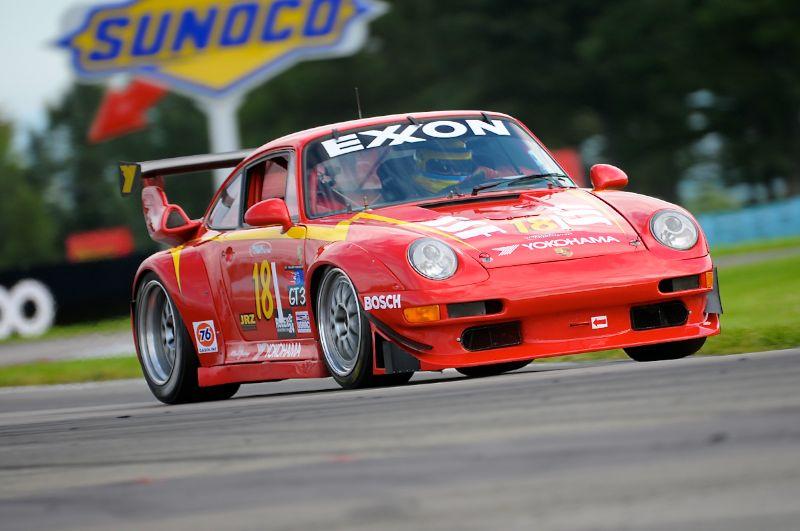 1994 Porsche 993RSR- Mark Congleton.