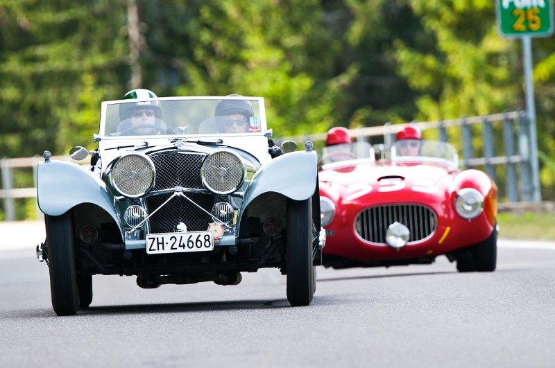 1938 Jaguar SS 100