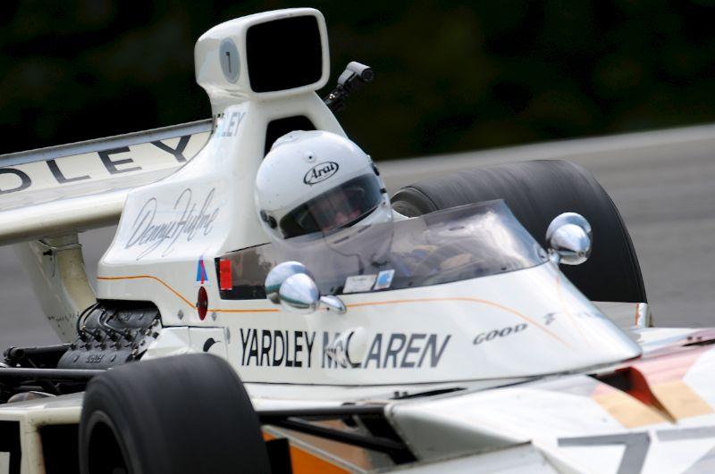 Frank Lyons- 1973 McLaren M23.