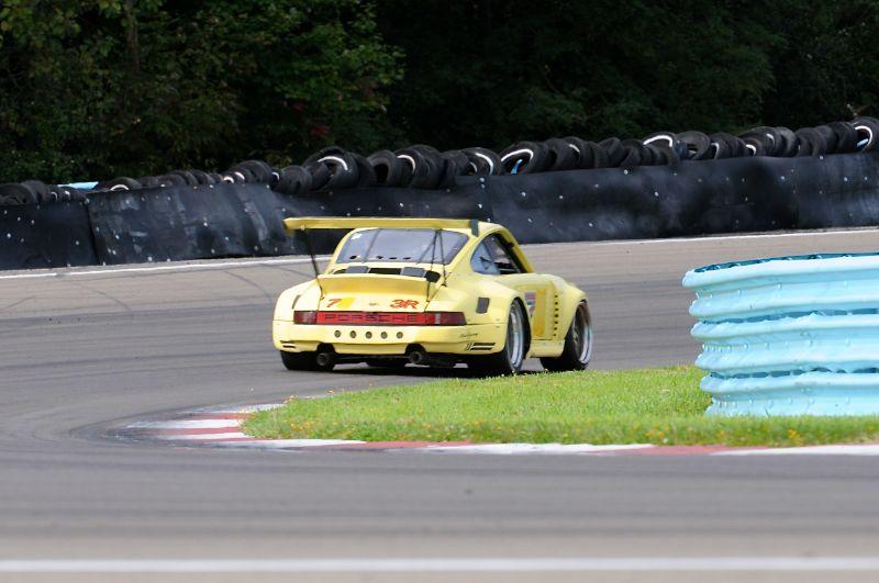 Chris Musante- 1972 Porsche 911.