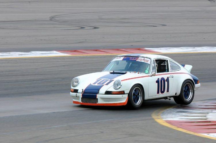 Mayo Smith- 1972 Porsche 911 RS.