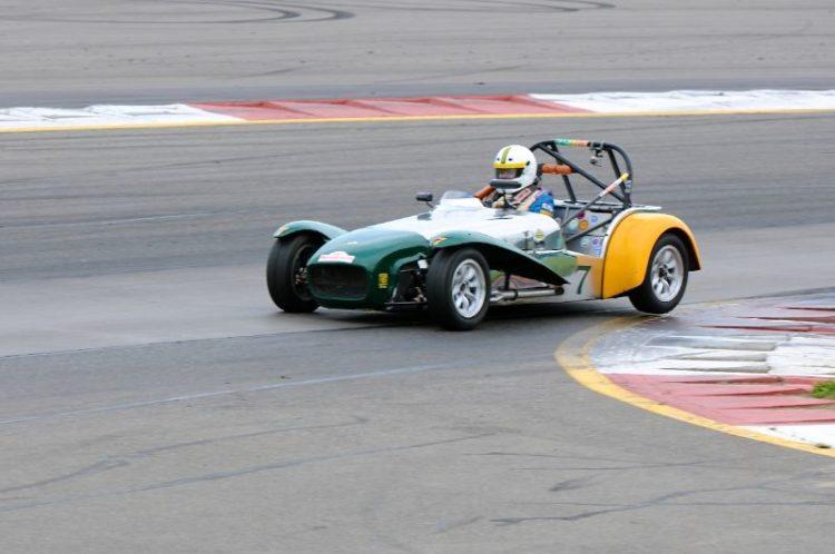 1963 Lotus Super 7- Paul Stinson.