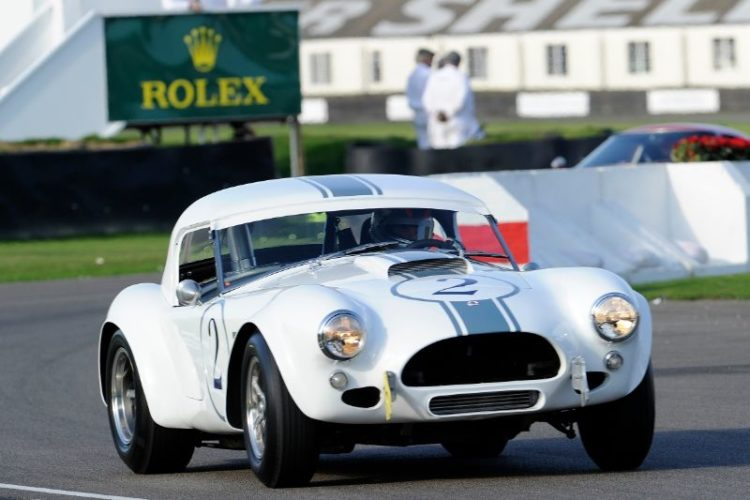 1962 AC Cobra - Rob Hall and Jochen Mass