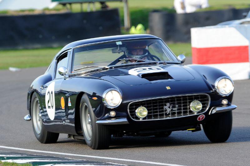 1962 Ferrari 250 GT SWB - Frank Stippler and Conrad Ulrich