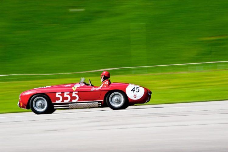 1951 Ferrari 212 Export Barchetta s/n 0102E