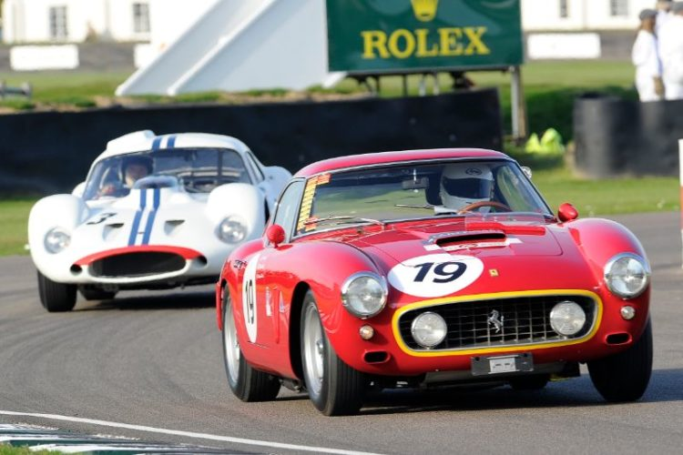 1960 Ferrari 250 GT SWB/C - Killian Konig and Arturo Merzario