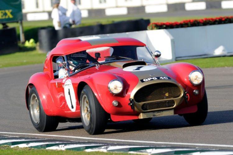 1964 AC Cobra - Gerhard Berger and Oliver Bryant