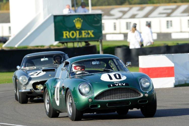 1961 Aston Martin DB4GT Zagato - Adrian Beecroft and Tony Dron
