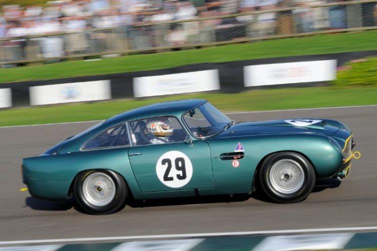 1960 Aston Martin DB4GT - Vern Schuppan and Peter Thornton