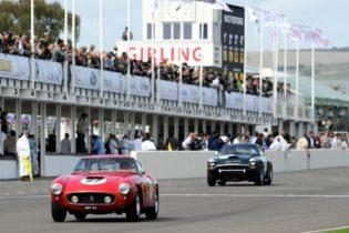 1960 Ferrari 250 GT SWB Comp - Jose Albequerque and Barrie Williams