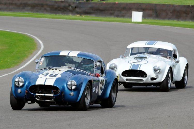 1963 AC Cobra - Emanuele Pirro and Marc Devis
