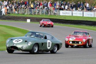 1963 Aston Martin Project 214 - Julien Draper and Stuart Graham