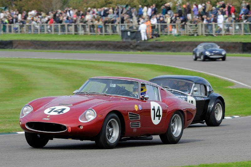 1960 Ferrari 250 GT Drogo - David Hart and Michael Bartels