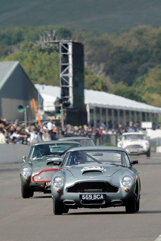 1960 Aston Martin DB4GT - Paul Drayson and Darren Turner