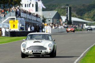 1960 Aston Martin DB4GT - Tom Alexander and Christian Horner
