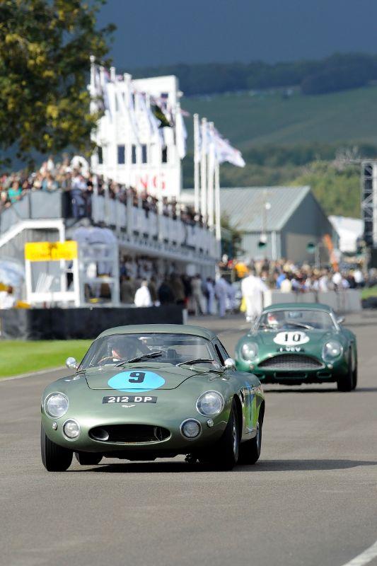 1961 Aston Martin Project 212 - David Clark and Wolfgang Friedrichs