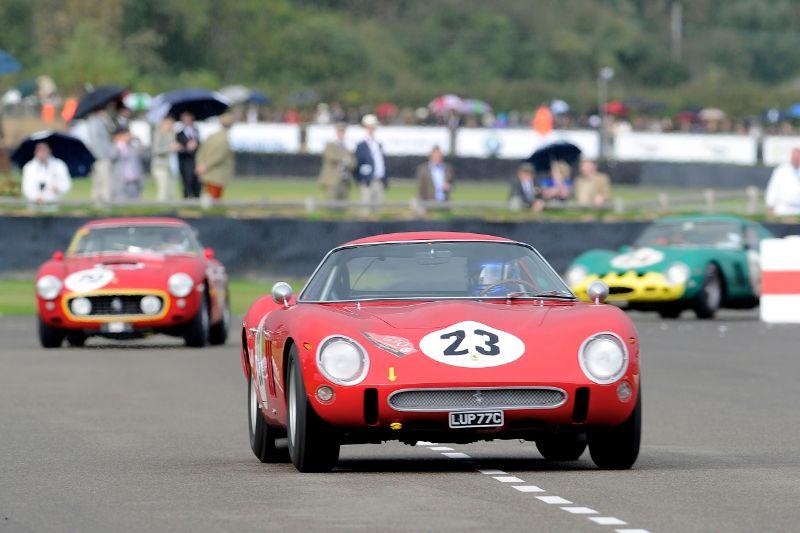 1962 Ferrari 250 GTO/64 - Greg Whitten and Derek Bell