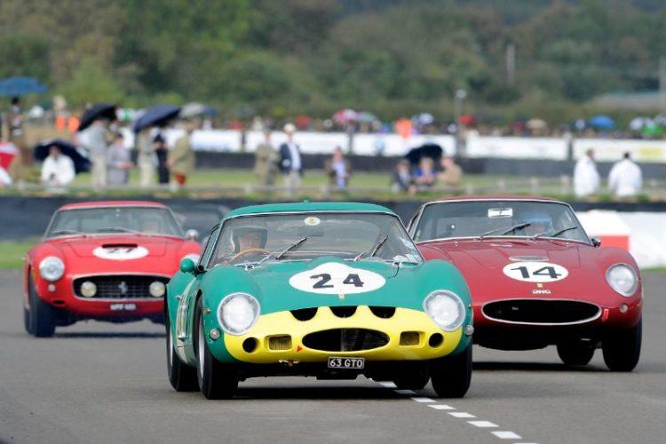 1962 Ferrari 250 GTO - Joe Bamford and Alain de Cadenet