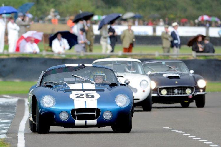 1964 Shelby Daytona Cobra Coupe - Tom Kristensen and Kenny Brack