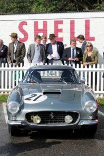 1961 Ferrari 250 GT SWB Comp - Lukas Huni and Carlo Vogele