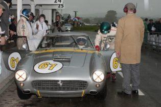 1960 Ferrari 250 GT SWB Competition - Vincent Gaye and David Franklin