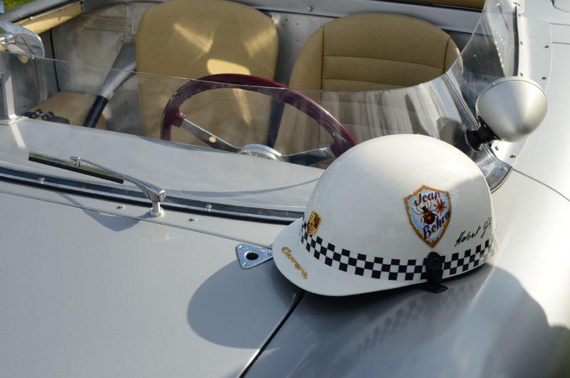 Porsche race car classic 2011 sports car digest the for Garage jean behra