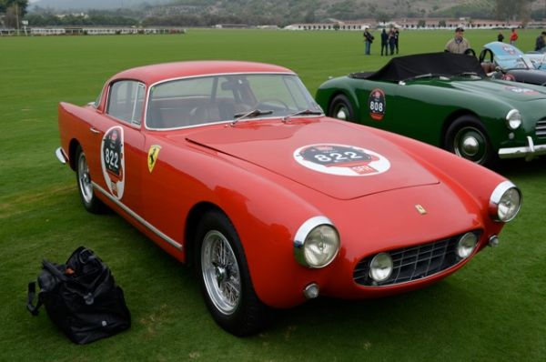 1959 Ferrari 250 GT Boano Low Roof - Mille Miglia North American Tribute 2011