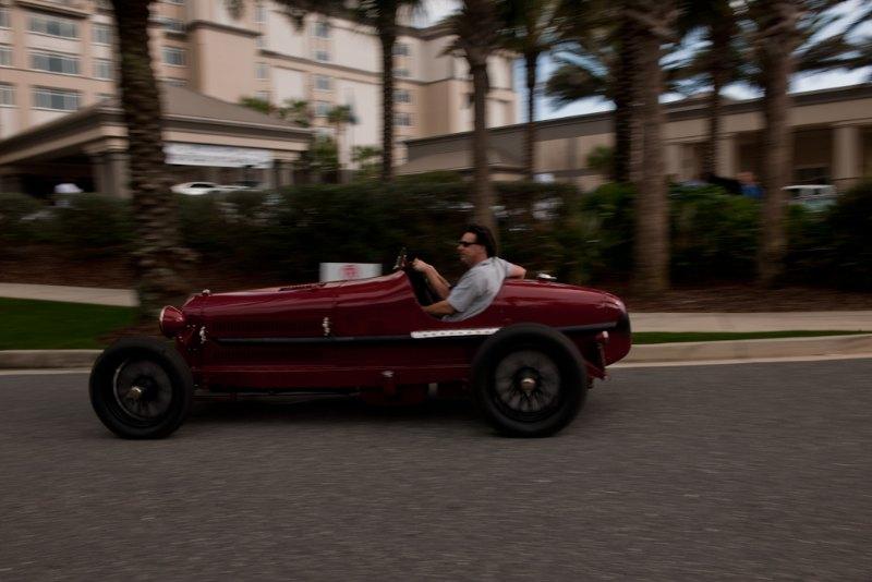 Alfa Romeo Monza Pur Sang replica