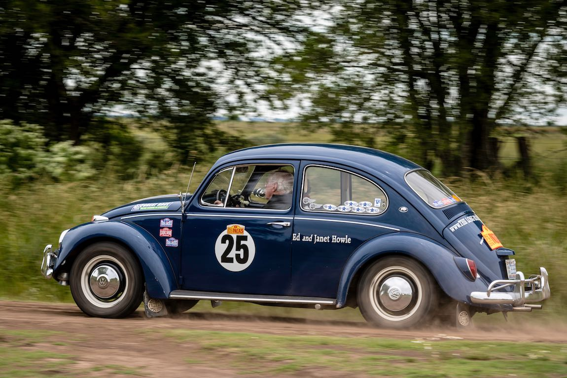 Car 25 Ed Howle(USA) / Janet Howle(USA)1967 - VW Type 1 - Beetle, Rally of the Incas 2016