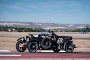 Car 70 Lars Rolner(DK) / Annette Rolner(DK)1928 - Bentley 4 1/2 Le Mans, Rally of the Incas 2016