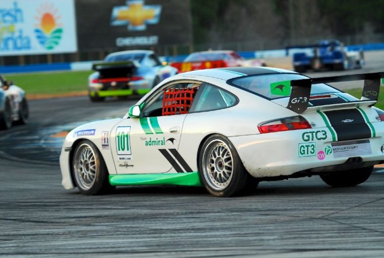 Denise Stubbs/Mike Bruns- 2001 Porsche GT3.