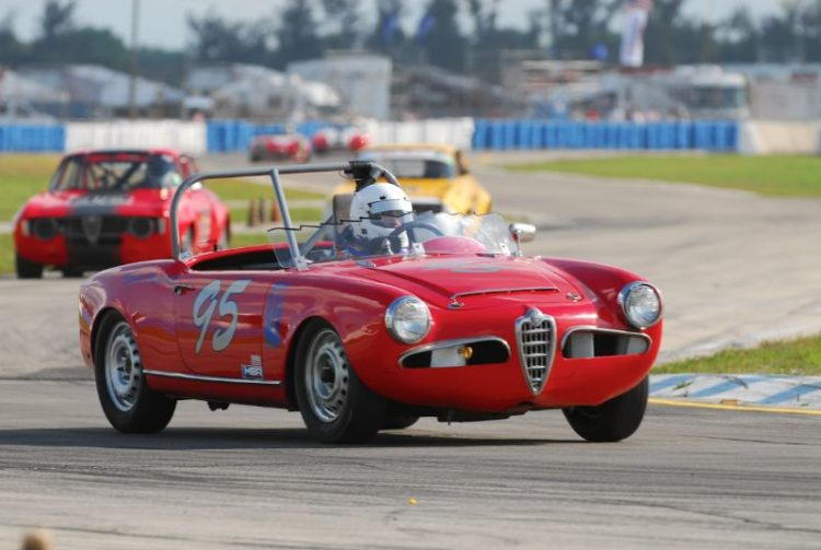 Steve Piantieri- 1960 Alfa Romeo Giulia Spyder.