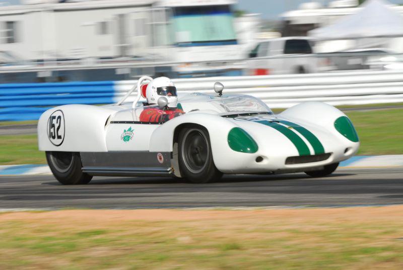 Robert Bodin- Lotus 19.